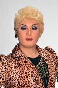 ナジャ・グランディーバさん